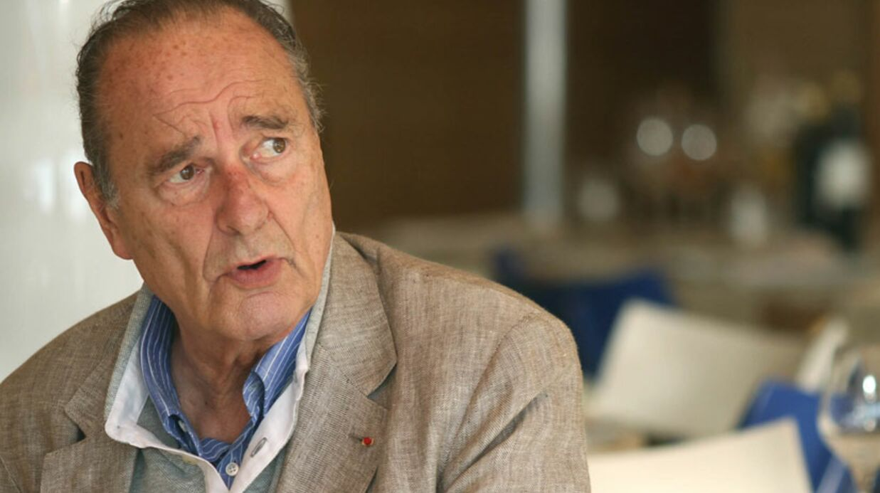 Malade, Jacques Chirac n'a pas reconnu sa fille adoptive
