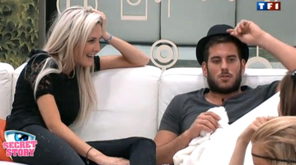 VIDEO Secret Story 5: Morgane et Marie se disputent Zelko