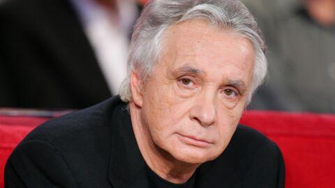 Michel Sardou regrette de ne pas avoir assez profité de son père et de ses enfants