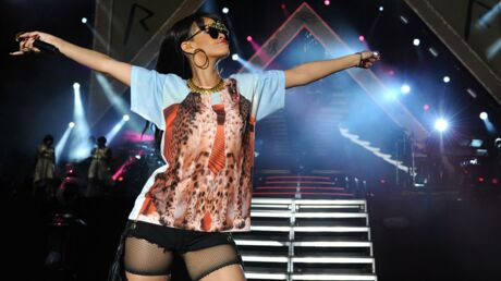 MTV Video Music Awards 2012 : Rihanna chantera « Suce ma… »