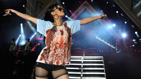 MTV Video Music Awards 2012: Rihanna chantera «Suce ma…»