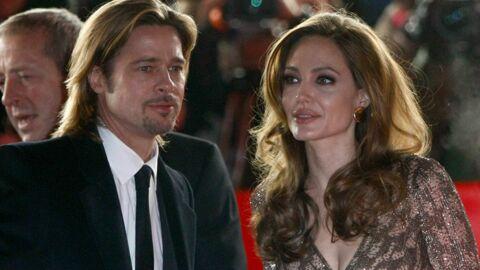 Angelina Jolie et Brad Pitt: un mariage en (très) petit comité