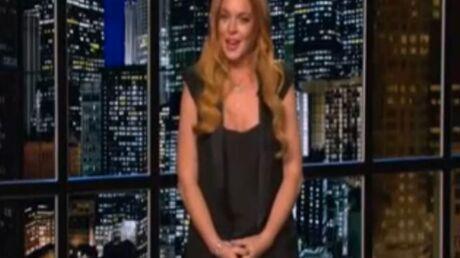 VIDEO Lindsay Lohan remercie Kanye West d'avoir occupé la presse pendant sa cure