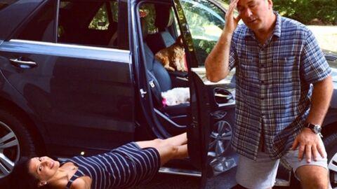 PHOTOS Alec Baldwin: son épouse Hilaria reine des postures de yoga (très) insolites