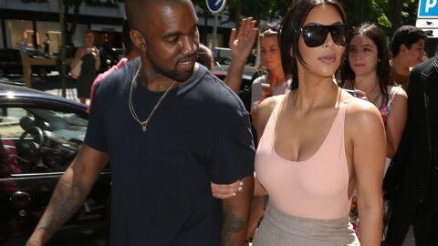 Kim Kardashian et Kanye West, un deuxième enfant pour 2015?