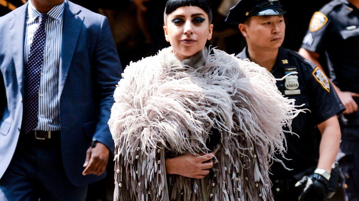 PHOTO Lady Gaga hospitalisée pour le mal des montagnes