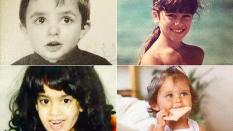Quiz – Saurez-vous reconnaître ces stars dans leur jeunesse?
