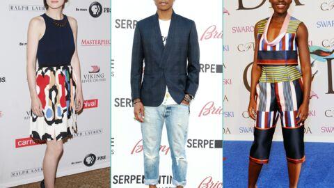 DIAPO Les personnalités les mieux habillées de 2014