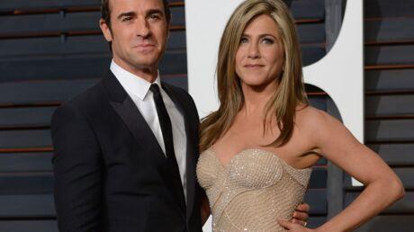 Jennifer Aniston et Justin Theroux se sont mariés!