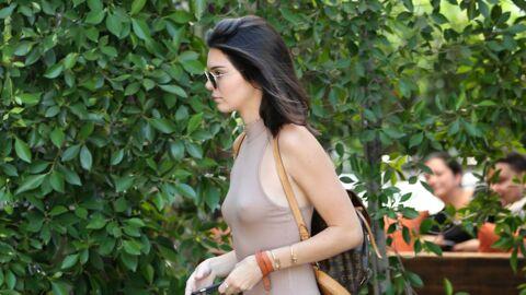 PHOTOS Kendall Jenner seins nus (ou presque) dans les rues de Los Angeles