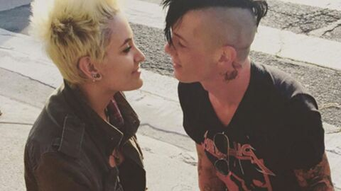 Paris Jackson: son nouveau petit ami est-il raciste (comme le laisse supposer son tatouage)?