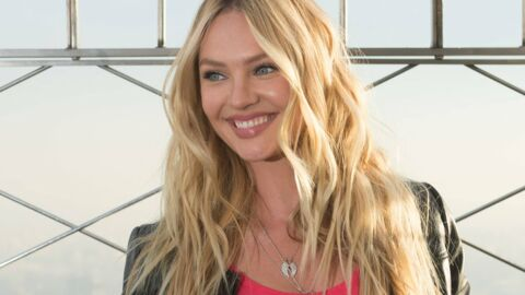 PHOTO Candice Swanepoel (Victoria's Secret) enceinte, elle montre son baby bump