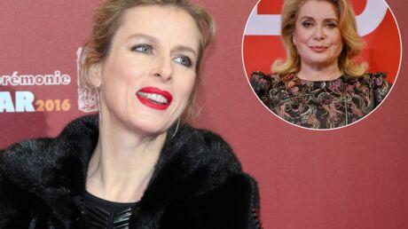 Karin Viard: son compliment totalement raté sur le poids de Catherine Deneuve