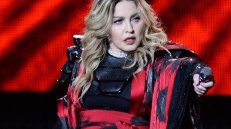 Madonna à Londres dans l'espoir que son fils retourne à l'école