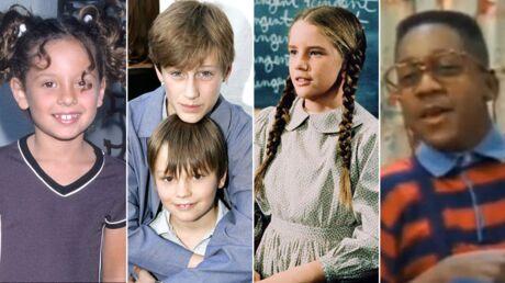 DIAPO Enfants stars: ils ont bien changé, vous les reconnaissez?