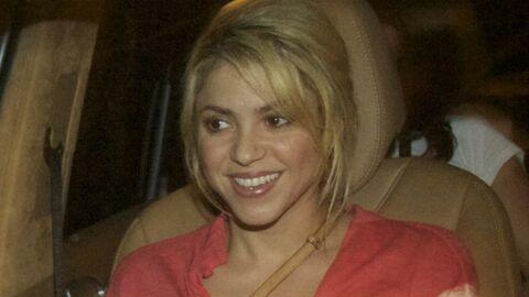 PHOTO La première image du bébé de Shakira et Gerard Piqué