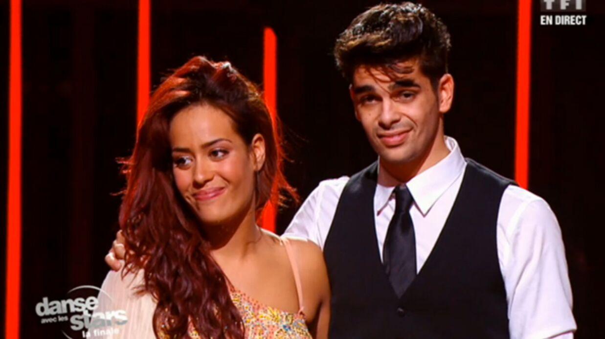 Danse avec les stars: Amel Bent n'a «aucune déception»