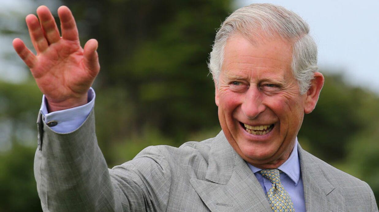 Le prince Charles «fou de joie» d'être bientôt grand-père