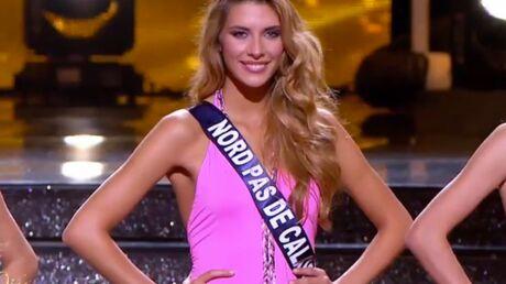 PHOTOS Miss France 2015 Camille Cerf (Nord-Pas-de-Calais) élue