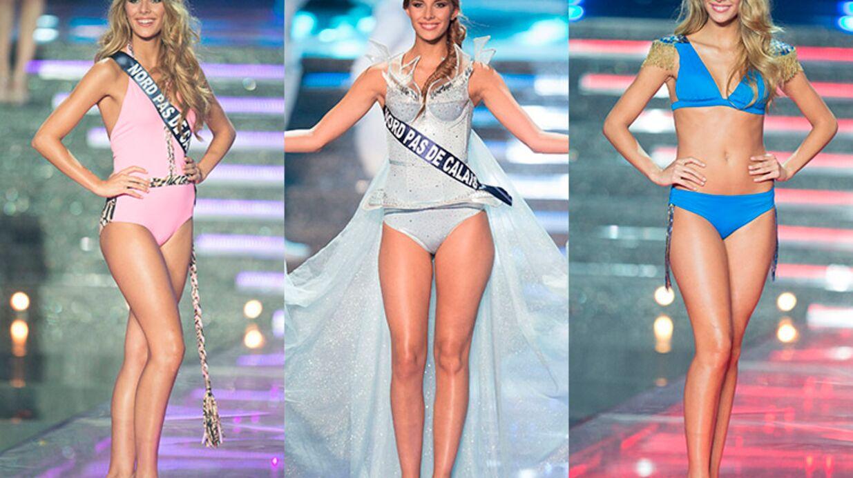 DIAPO Les moments sexy de l'élection de Miss France 2015