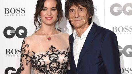 Ronnie Wood: le Rolling Stones bientôt de nouveau papa à 68 ans!