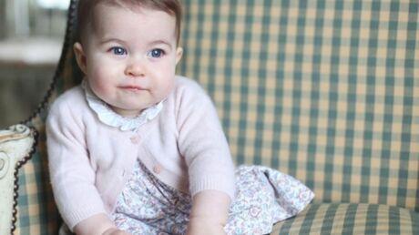 Kate Middleton habille la princesse Charlotte avec du prêt-à-porter bon marché