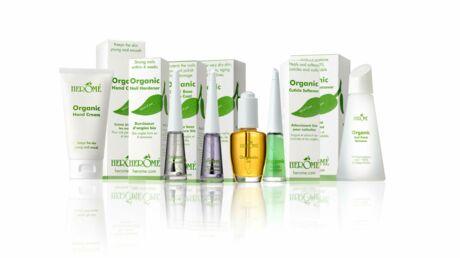 Hérome lance Organic, une gamme bio pour prendre soin de ses ongles et de ses mains