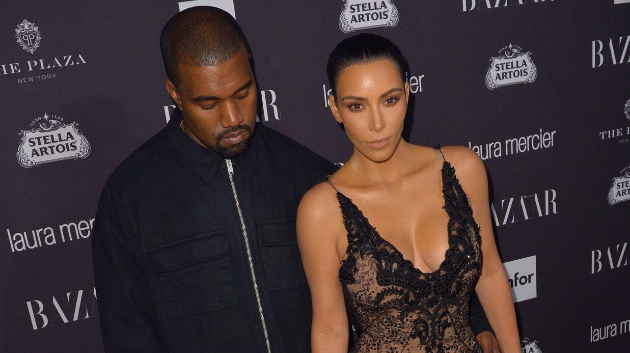 Kim Kardashian envisage le divorce avec Kanye West: voici pourquoi