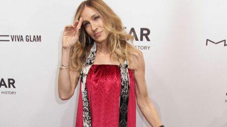 PHOTOS Sarah Jessica Parker, radieuse au Gala de l'amfAR