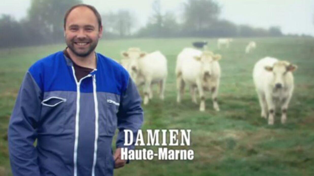 L'amour est dans le pré: la passion secrète de Damien