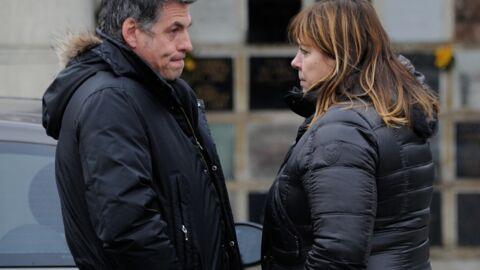 Obsèques de François Cavanna: Bruno Gaccio et Michèle Bernier unis dans la douleur