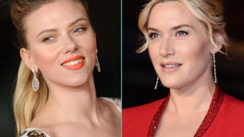 PHOTOS Scarlett Johansson et Kate Winslet sans maquillage