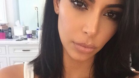 PHOTO Le nouveau look de Kim Kardashian