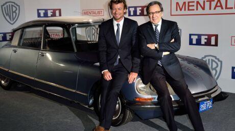 PHOTOS Simon Baker, le Mentalist, a offert sa célèbre voiture à Nonce Paolini