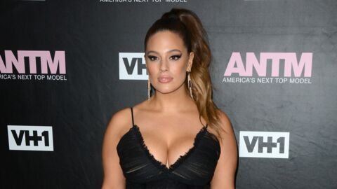 PHOTO Ashley Graham dévoile un cliché d'elle sans maquillage : elle est sublime !
