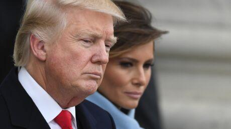 Pourquoi Donald Trump n'aime pas tenir la main de son épouse Melania en public