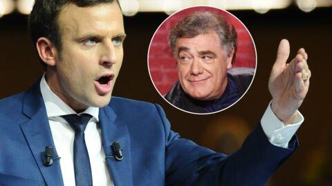 Emmanuel Macron a embauché un chanteur d'opéra pour maîtriser sa voix lors des meetings