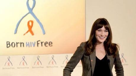 Carla Bruni-Sarkozy: sa fondation au coeur d'un scandale?