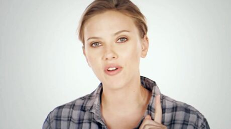 Scarlett Johansson a eu beaucoup de problèmes de peau