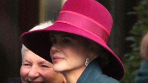 DIAPO Nicole Kidman à Paris pour le tournage de son film
