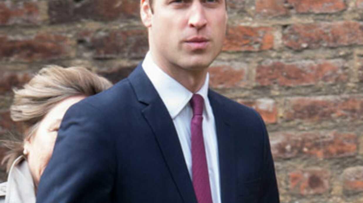PHOTOS Le prince William fait sa rentrée à Cambridge