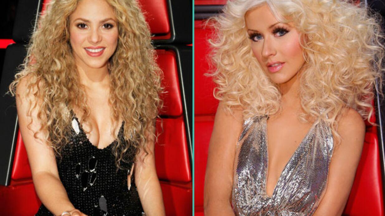 DIAPO Shakira, Christina Aguilera… Les jurys de The Voice à travers le monde