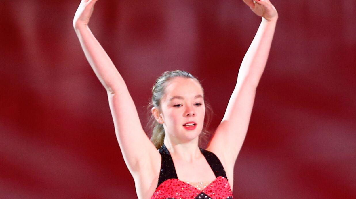 PHOTO La fille de Caroline de Monaco, Alexandra de Hanovre, star du patinage artistique
