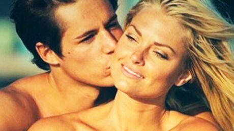 Caroline Receveur et Valentin fêtent leurs trois ans d'amour