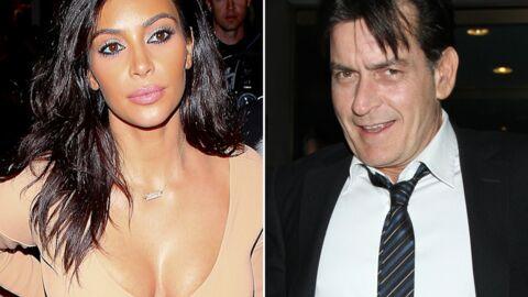 Charlie Sheen insulte Kim Kardashian… puis s'excuse
