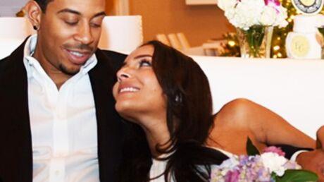 PHOTOS Ludacris: fiancé ET marié la même journée!