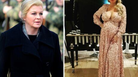 Le wtf du jour: Coco Austin confondue avec la présidente de la Croatie