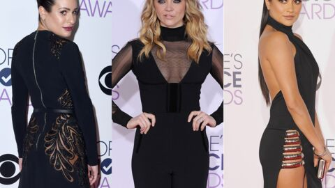PHOTOS Lea Michele, Natalie Dormer ultra sexy aux People's Choice Awards