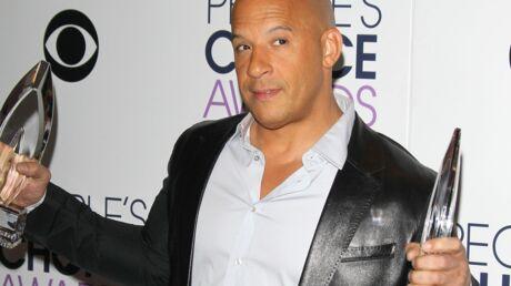 VIDEO People's Choice Awards 2016:  l'hommage émouvant et en chanson de Vin Diesel à Paul Walker