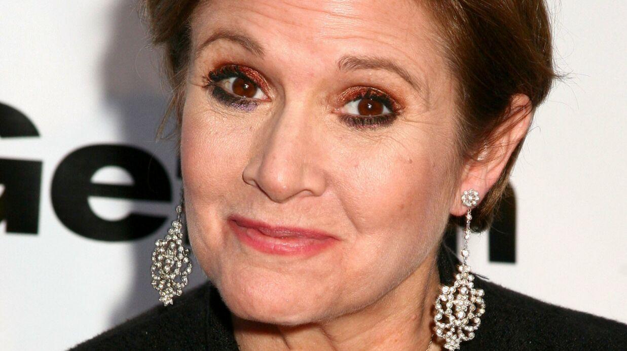 Carrie Fisher: ses cendres reposent dans une pilule de Prozac géante